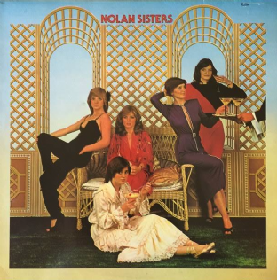 Nolan Sisters (‎The) - The Nolan Sisters (LP) (VG+/VG)